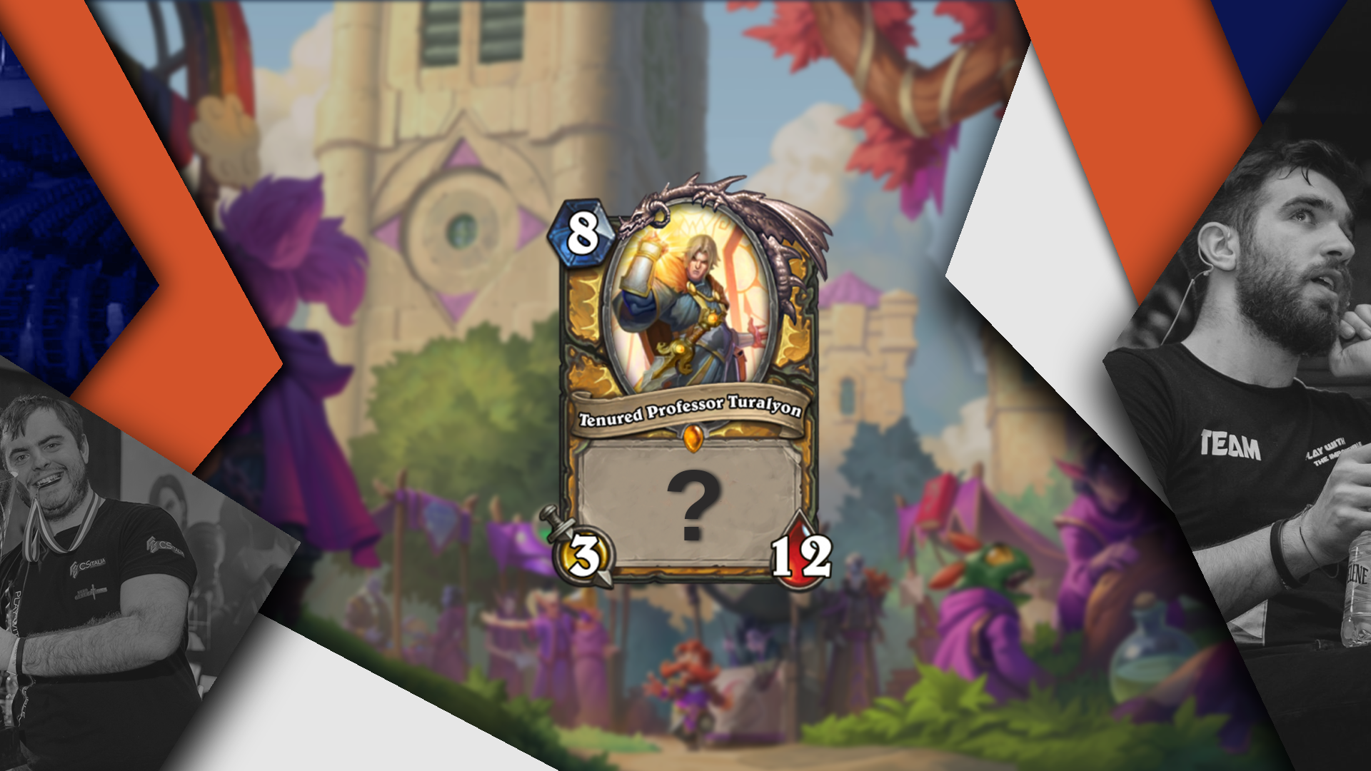 Hearthstone: Paladin's first legendary revealed!