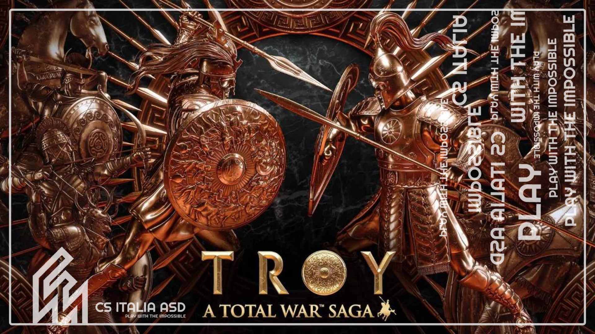 A Total War Saga: Troy, Amaze Everyone at Launch!