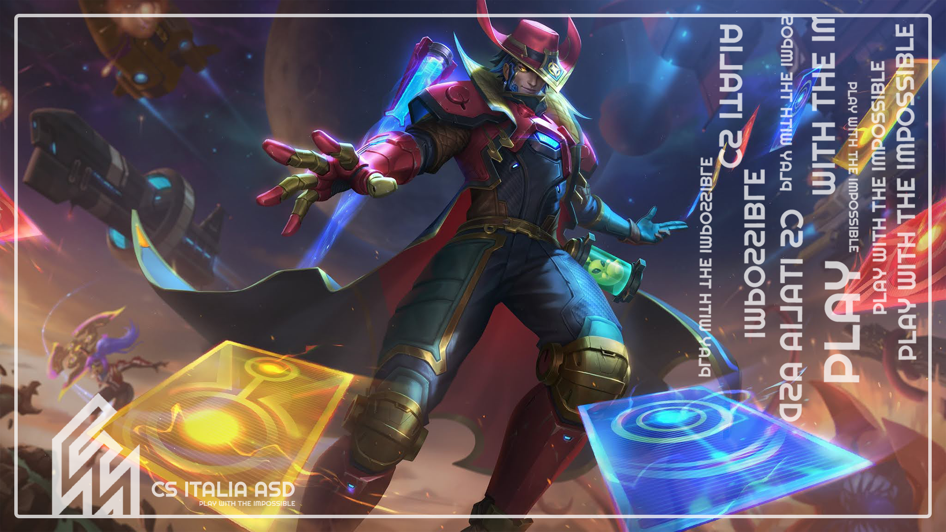 League of Legends: New Aspects of the Odyssey!