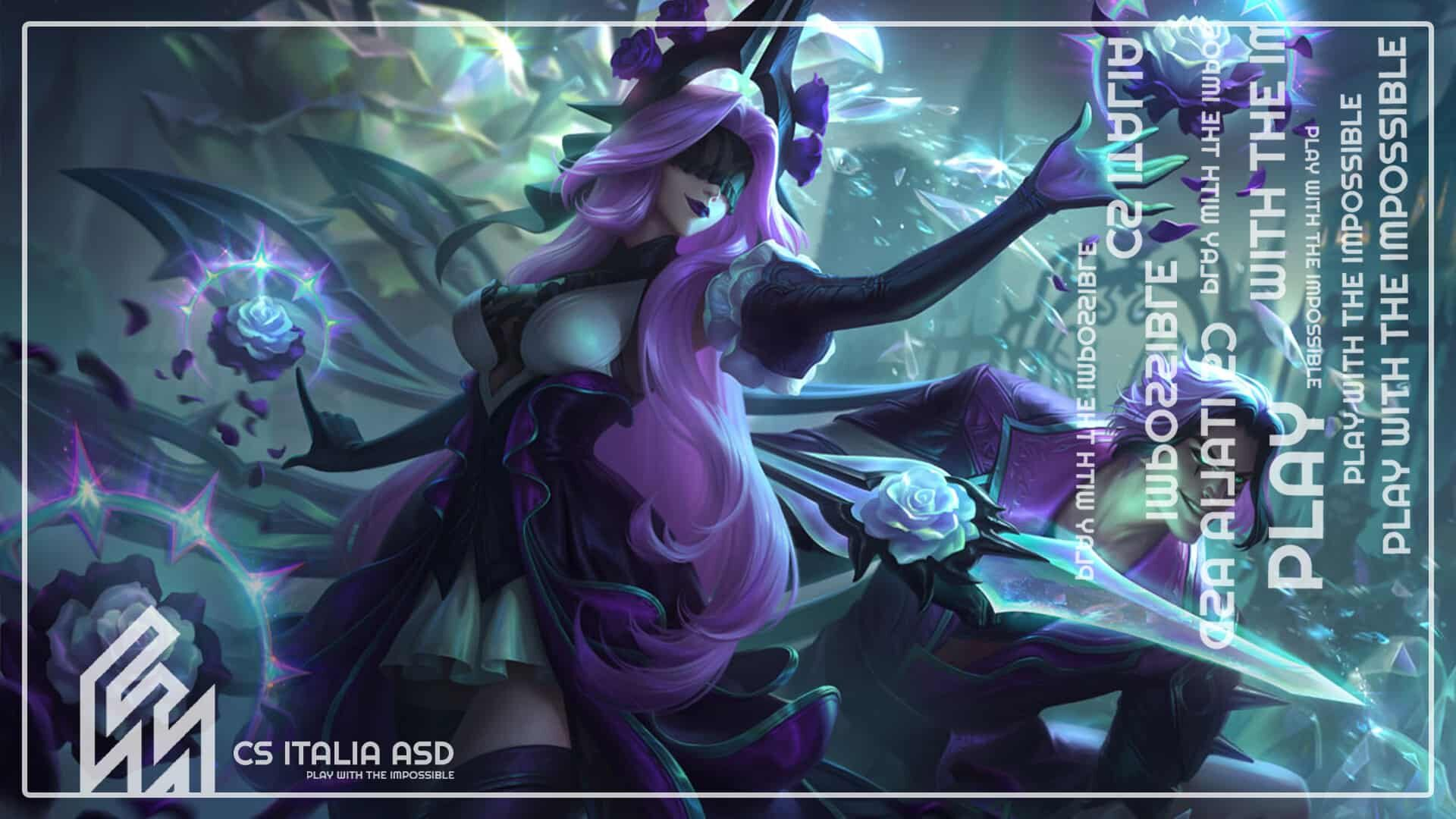 "In arrivo gli aspetti ""Crystal Rose"" su League of Legends!"