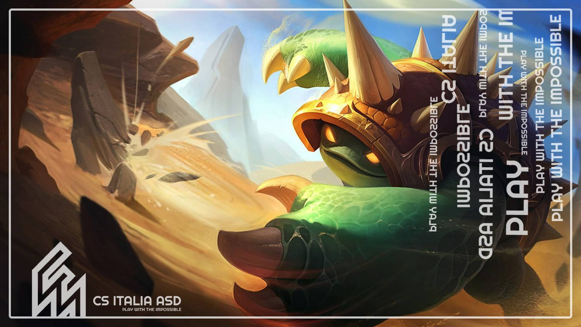 League of Legends: Arriva il mini rework di Rammus!